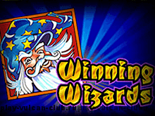Онлайн автомат Winning Wizards в казино Русский Вулкан